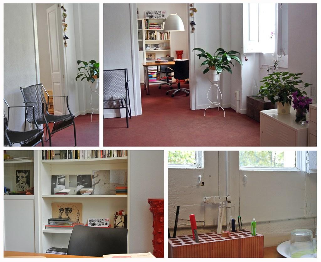Sala de reunions, de dibuix, biblioteca...