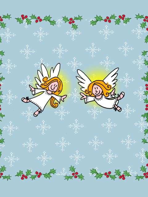 kaartje2go kerstkaart