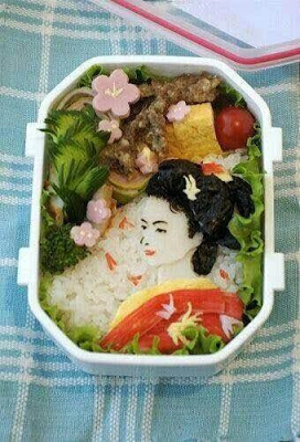Check Out These Amazing Artworks Made Out of Cooked Food & Vegetables - elsieisy blog
