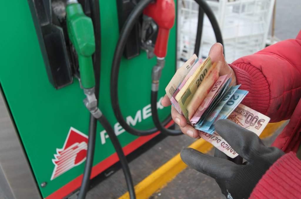 Sube la Magna a $10.54 el litro