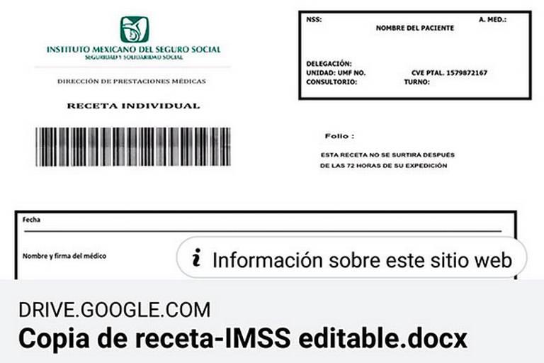 Justificacion Receta Imss Formato wwwimagenesmy