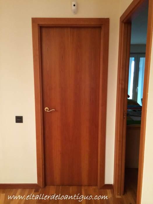 6 pasos para pintar las puertas de casa el taller de - Puertas casa interior ...