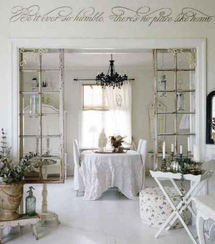 Shabby chic white blanco el taller de lo antiguo for Muebles romanticos blancos