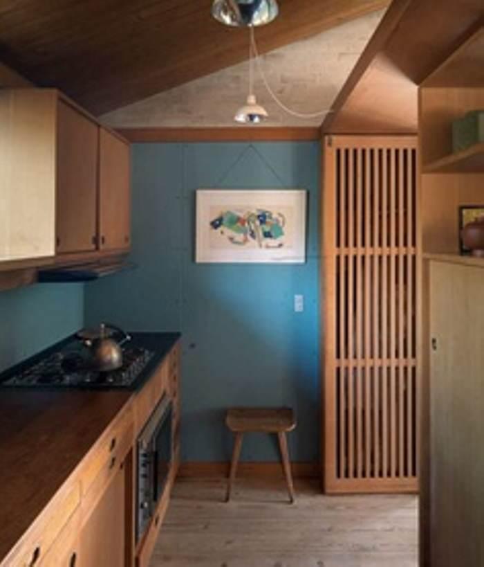 Pintar cocina 5 factores para elegir el color el - Pintar armario de madera ...
