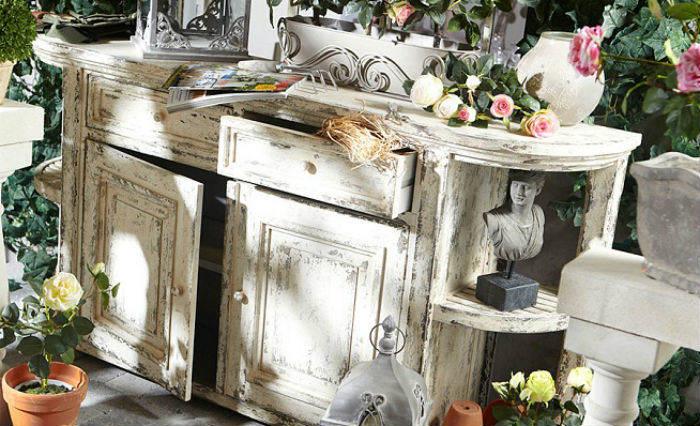 Preparar estuco para muebles decapados el taller de lo - Muebles decapados en blanco ...