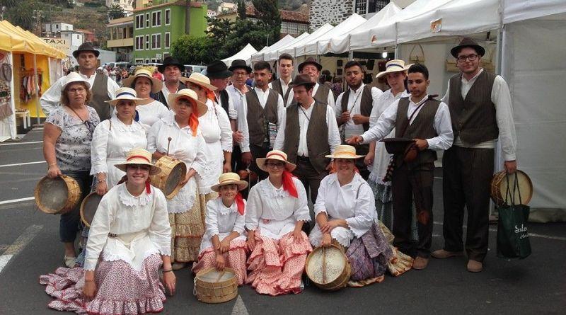 El Aula Insular de Folclore inició su andadura en el municipio de Valle Gran Rey.