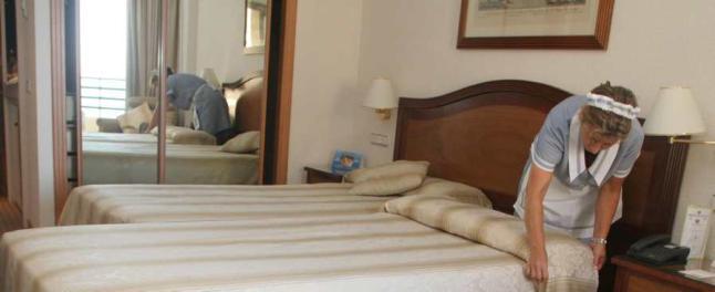 Las camareras de pisos subcontratadas ganan la batalla for Camarera de pisos sueldo