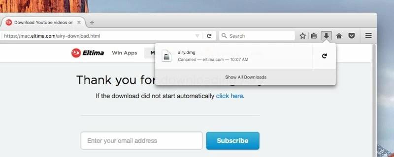 How to Resume Broken Downloads on Mac - download resume