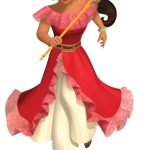 Llega Elena de Avalor, la primera princesa de origen latino