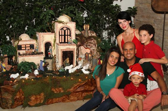Unión familiar, el regalo de Navidad EL UNIVERSAL - Cartagena