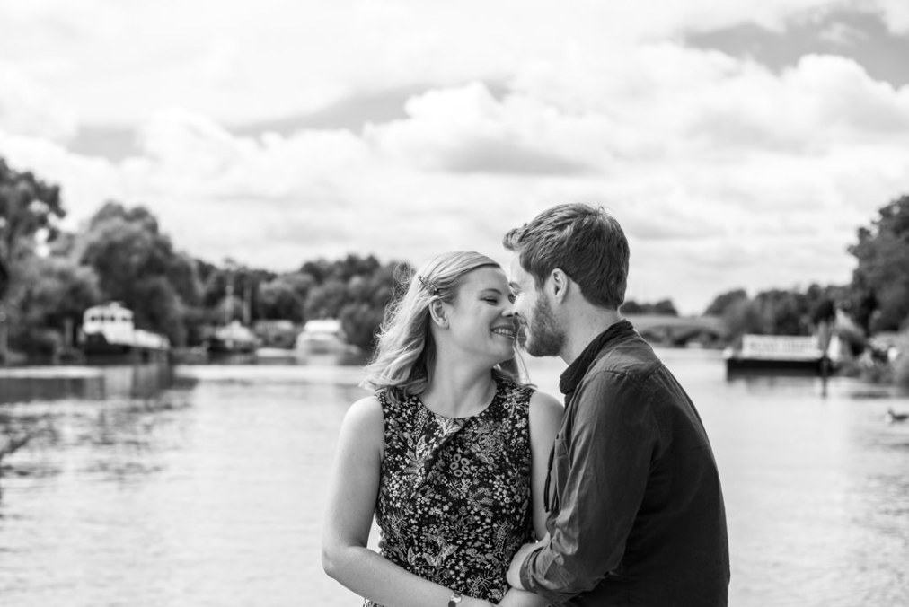 richmond engagement shoot
