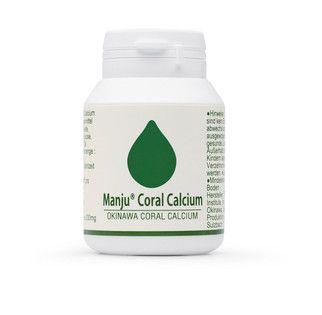 Produktbild Manju Coral Calcium