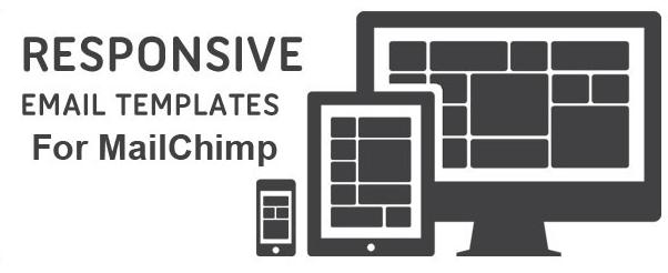 Mailchimp Responsive Email Template Design  Customization Email