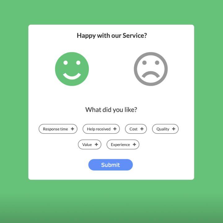 Feedback forms - EmailMeForm