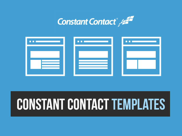 Constant Contact Templates - Making Emails Look Good