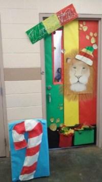 Christmas Door Decorations from El Paso - Emanuel ...