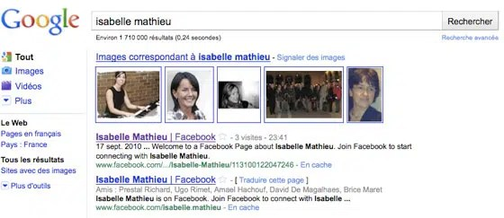page-facebook-isabelle-mathieu-emarketinglicious