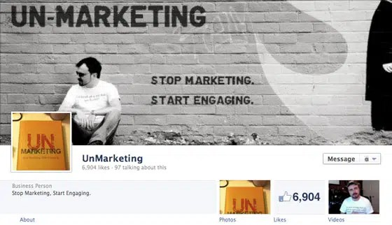 page-facebook-timeline-journal-unmarketing