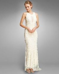 Wedding Dress Second Marriage Over 40