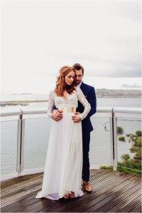 Goddess Style Wedding Dress