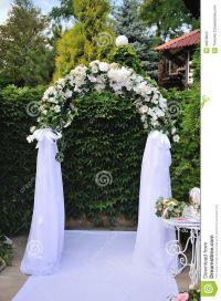 Wedding Arch Decoration Ideas