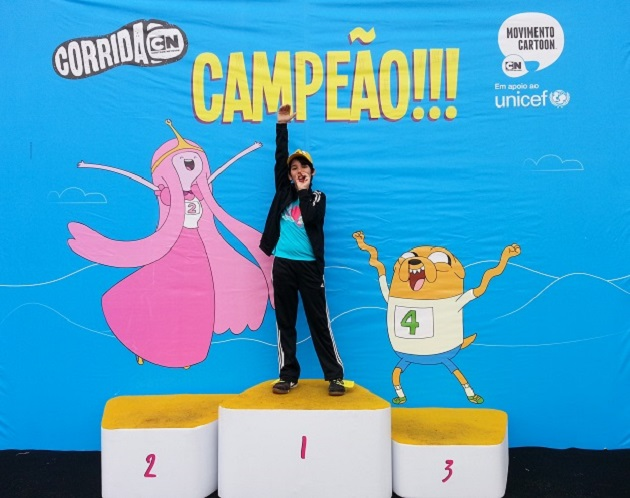 Corrida Cartoon Rio 2016 será no Jockey Club