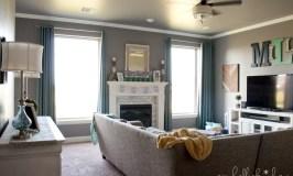 Home Tour + Family Room
