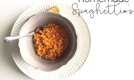 Easy Homemade Spaghetti-O's Kids and Adults Will Love