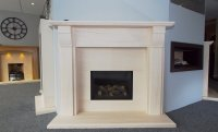 Fireplace surround showroom - Embers, Frimley Green