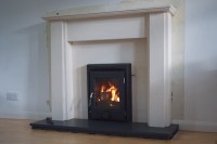 A standard fireplace conversion  Embers, Frimley Green