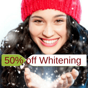 Natural healthy teeth whitening-Save 50% for the Holidays