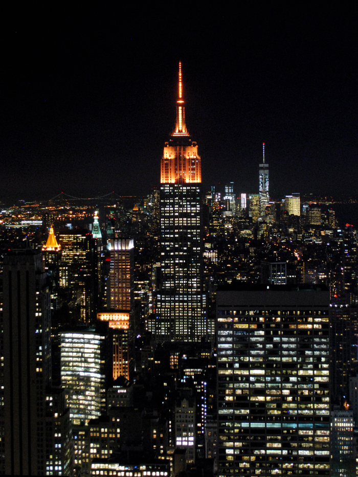 Late Fall Photos For Wallpaper Which Is Better The Empire State Building Or Top Of The Rock