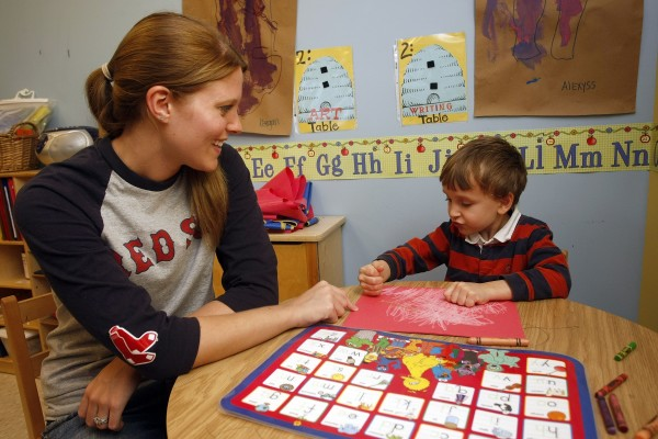 Eastern Maine Community College Child Care Center