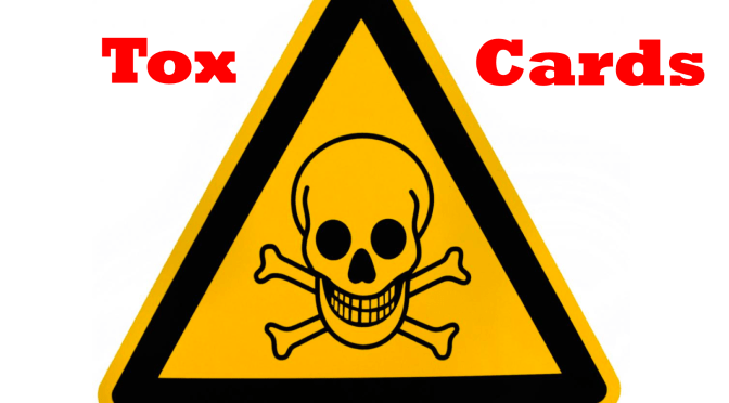 TOXCARD: TOXIC ALCOHOL POISONING