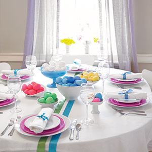 TAble+from+Family+cirlcle Easter Decorating Ideas