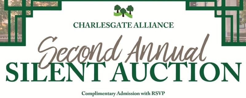 Second Annual Charlesgate Alliance Silent Auction - The Emerald