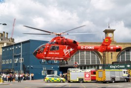 Londoners will have a 2nd Air Ambulance, thanks to fundraising