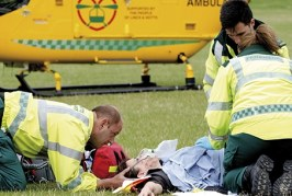 2016 NICE Major Trauma Guidelines. The pre-hospital recommendations