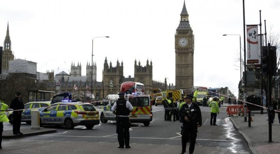 Breaking news – London: Attack at the Parliament