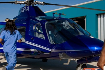 EMS in Nigeria – They come from the sky, they are the Flying Doctors!