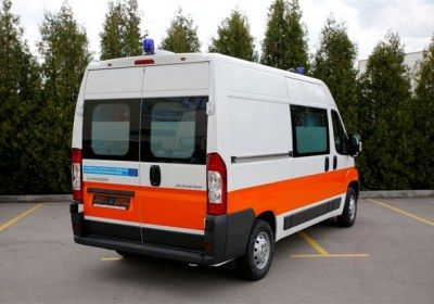Ambulanza MAF modello Citroen Jumper