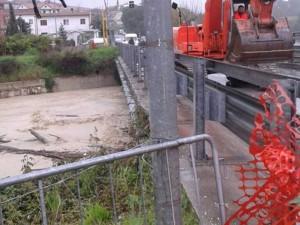 Alluvione del fiume Ete nelle Marche. L'allertamento massivo ha funzionato