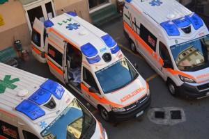 Il nuovo T6 per la Croce Verde di Sestri Ponente