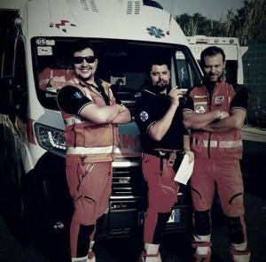 Fonte Instagram: i ragazzi di Novara con il TX1 sempre attivo