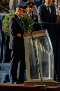 Il Generale di Squadra Aerea Franco Girardi