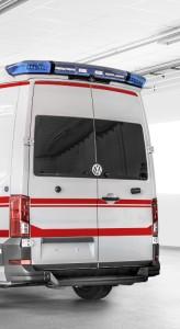 L'accesso posteriore al vano sanitario: un altro aspetto importante da considerare nella scelta dell'ambulanza