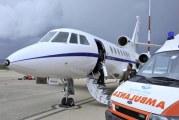 Aeronautica Militare: trasporto d'urgenza per un neonato in pericolo di vita