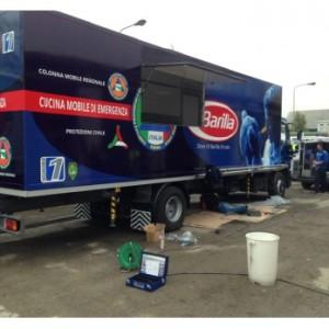 [cml_media_alt id='6481']La cucina mobile Barilla (foto Repubblica Parma)[/cml_media_alt]