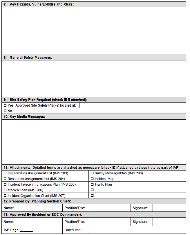 generic incident report template - incident report forms