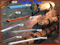 Cutting Lead Pipe - Acpfoto